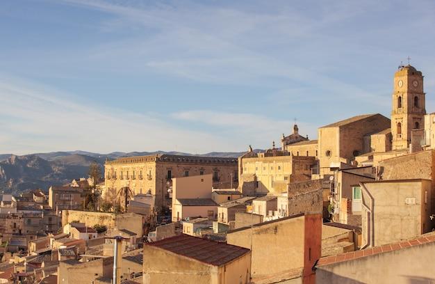 Leonforte, sizilien