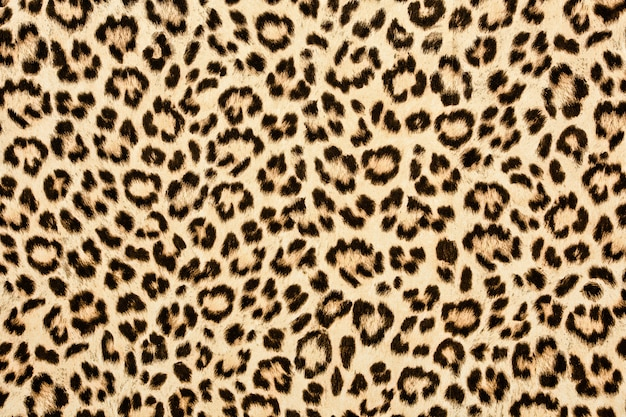 Leopardenfellstruktur