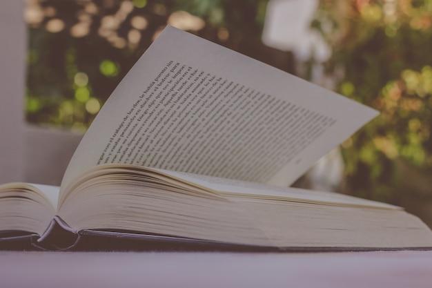 Lese buchgarten