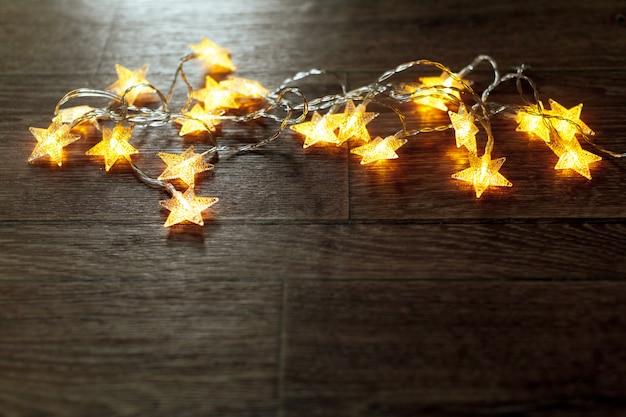 Leuchtende lichter