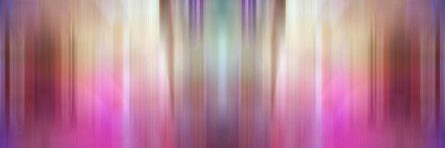 Leuchtende vertikale lichtstreifen. abstrakter heller hintergrund.