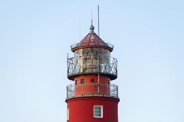 Leuchtturm im seehafen