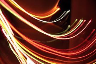 Lichteffekt, abstrakt, glühen
