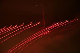 Lichteffekt, glühen, schnell