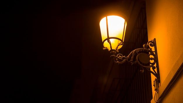 Lichter der nachtstadt