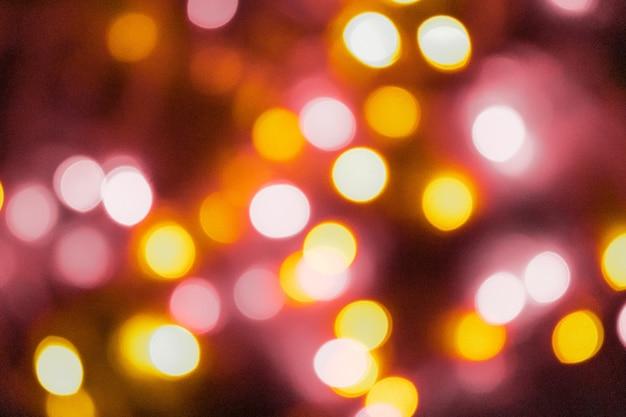 Lichterkette, glitzerhintergrund