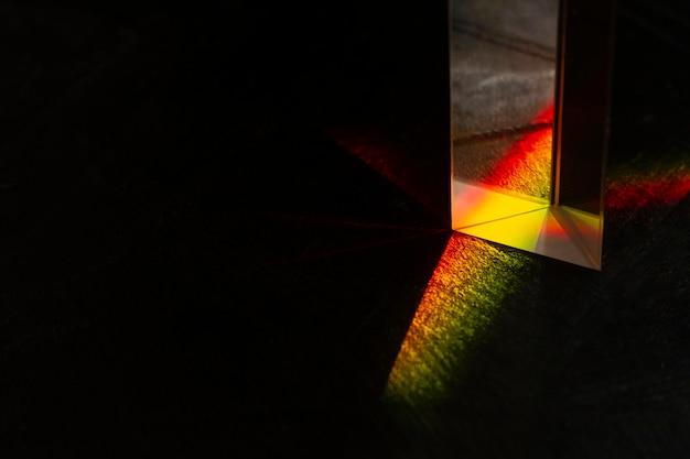 Lichtprismen wirken hautnah
