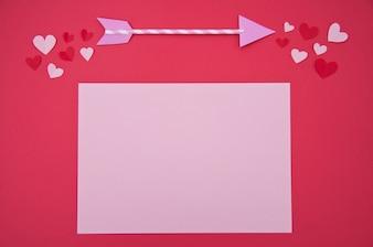 Liebesbrief - St. Valentine Concept