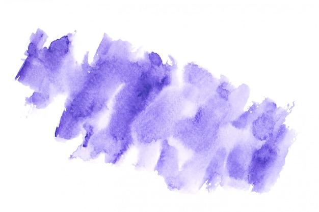 Lila aquarell mit bunten farbtönen malen anschlaghintergrund