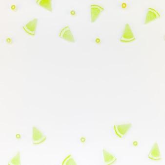 Limonadenidee für heiße sommererfrischungen