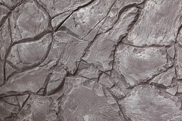 Linien auf der oberfläche der betonwand