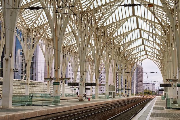 Lissabon oriente station