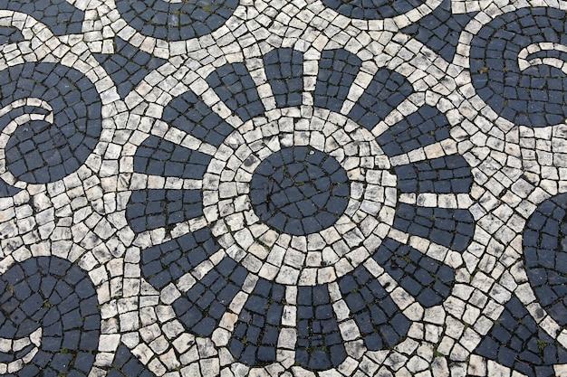 Lissaboner bürgersteig