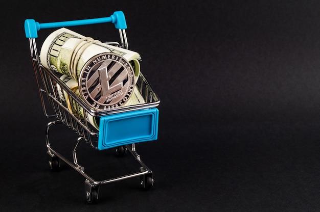 Litecoin ist eine moderne art des austauschs