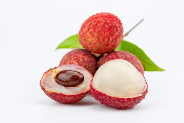 Litschi-frucht