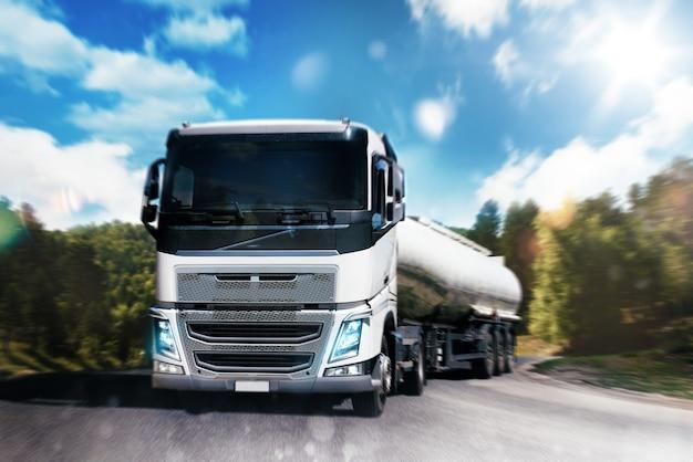 Lkw-transport
