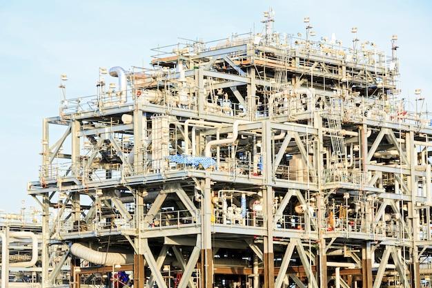 Lng-raffineriefabrik