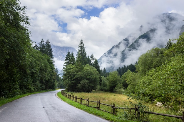 Logartal in slowenien