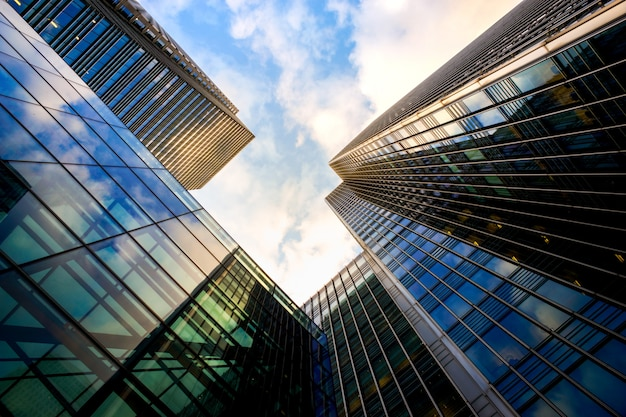 Londoner büro wolkenkratzer gebäude
