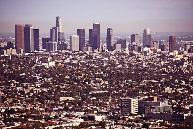 Los angeles stadtbild