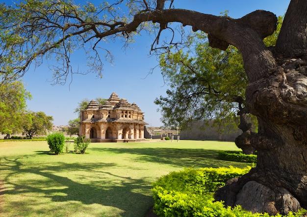 Lotus temple, indien