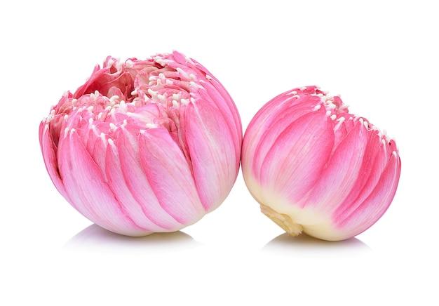 Lotusblütenblatt