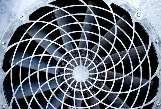 Lüftungsventilatoren für industrielle klimaanlagen aus metall