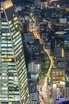 Luftbild von nagoya