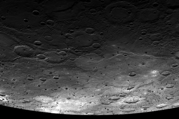 Lunar texture elemente dieses bildes wurden von der nasa bereitgestellt. für jeden zweck.