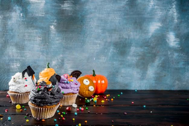 Lustige kinderkuchen für halloween
