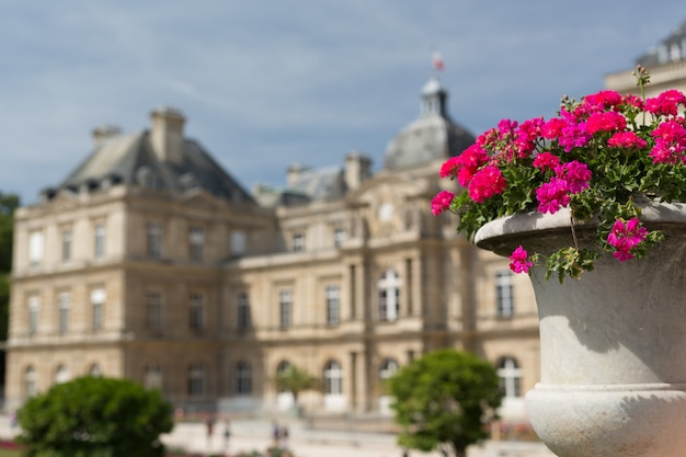 Luxemburg palast