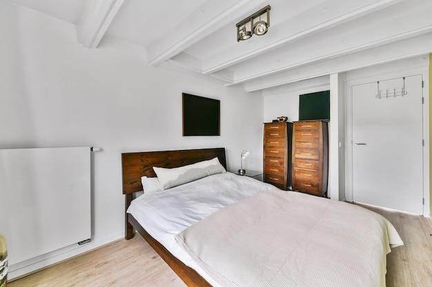 Luxuriöses schlafzimmerdesign