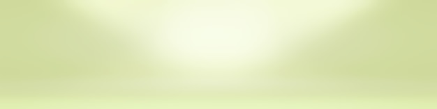 Luxus schlicht grüner farbverlauf abstrakter studiohintergrund leerer raum mit platz für ihren text und ihr bild.