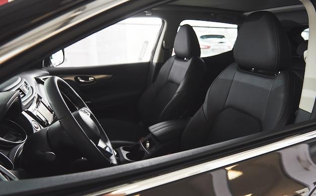 Luxusauto interieur