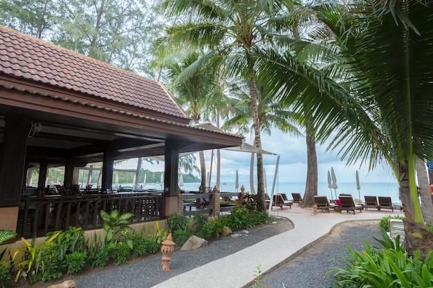 Luxushotel resort