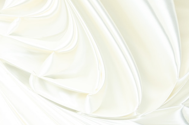 Luxusstoff des abstrakten hintergrundes oder flüssige welle oder gewellte falten des silk beschaffenheitssatin-samtmaterials des schmutzes