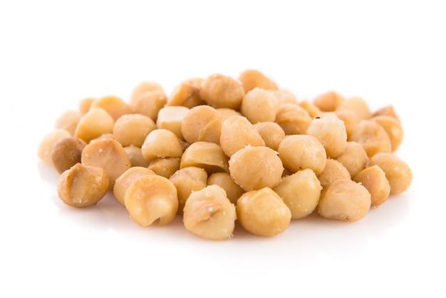 Macadamia gebraten