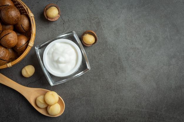 Macadamia körperlotion hautcreme