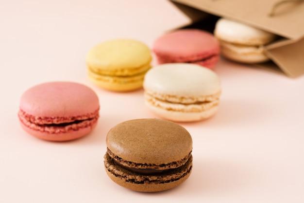 Macarons kekse