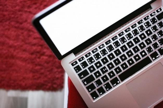 Macbook pro von der spitze