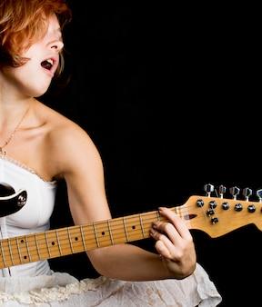 Mädchen singen