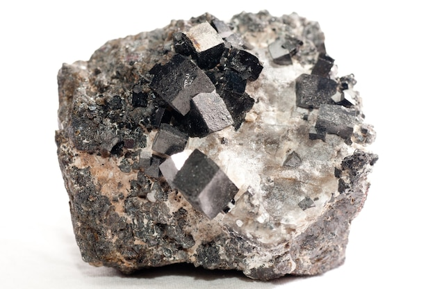 Magnetit-mineralprobe