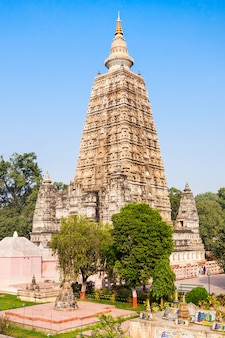 Mahabodhi-tempel, bodhgaya