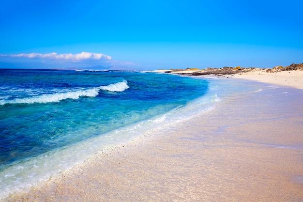 Majanicho strand fuerteventura kanarische insel