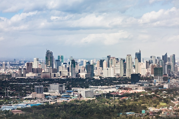 Makati-skyline