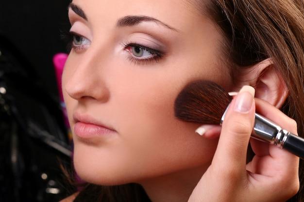 Make up machen