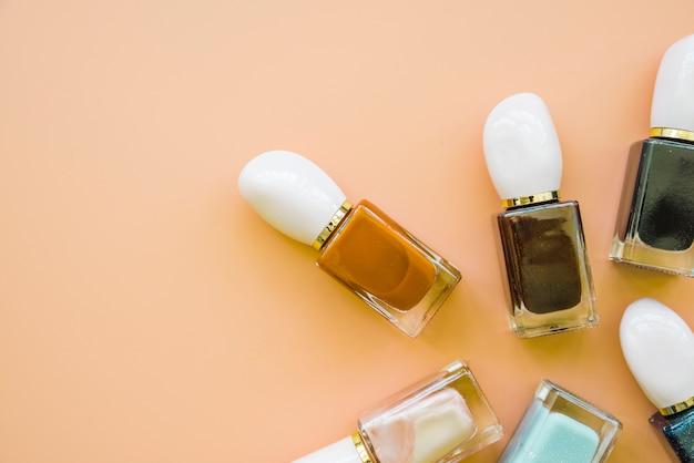 Make-up nagellack