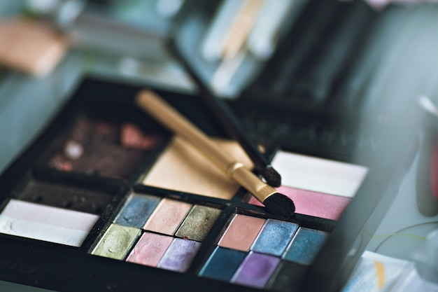 Make-up-palette