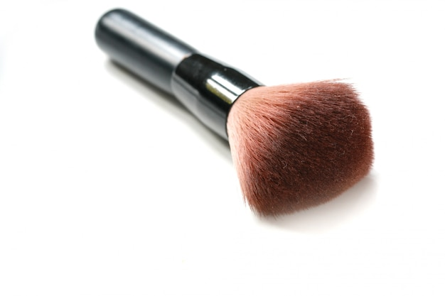 Make-up pinsel isoliert