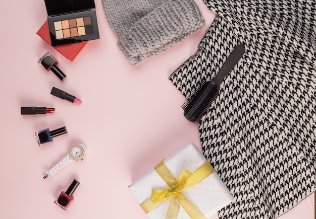 Make-up rock geschenkbox